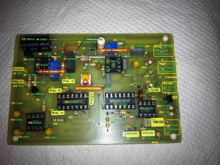 SurfPI Pro metal detector