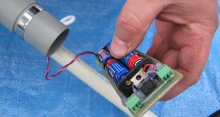 Pulse Metal Detector on Arduino